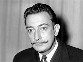 Salvador Dalí (New York, 4. listopadu 1942)