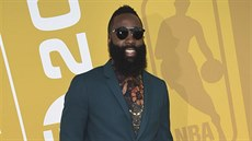 James Harden míří na NBA Awards.