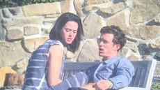 Katy Perry a Orlando Bloom (Malibu, 16. března 2016)