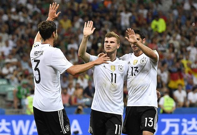 Akhir pekan emas untuk Jerman? Itu bisa. Sedikit kejutan, Löw mengakui