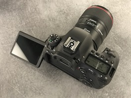 Canon EOS 6D Mark II.