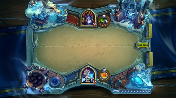 Hearthstone: Knights of the Frozen