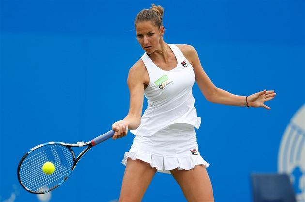 Zúčastní se Karolína Plíšková Prague Open?