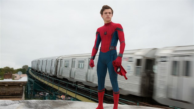 Z filmu Spider-Man: Homecoming