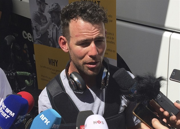 Mark Cavendish, archivní foto
