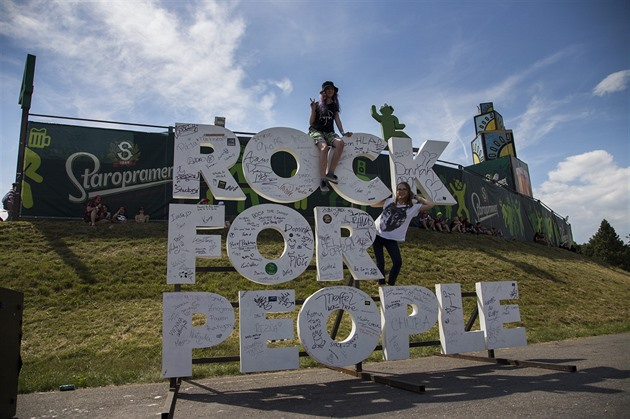Rock for People, 4. července 2017