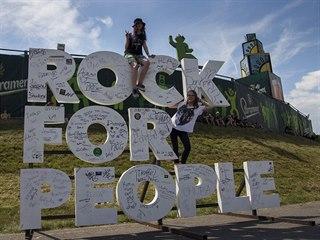 Rock for People, 4. července 2017