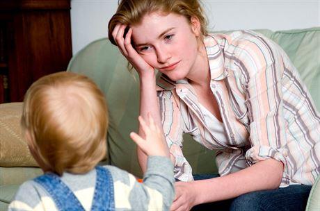 randění jako svobodná maminka je těžké osud brát krále nájezd dohazování