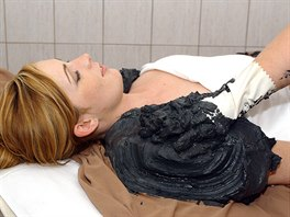Balneoterapie je jedna ze základních procedur pro pohybový aparát.