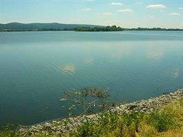 Vodní nádrž Slňava je rájem vodních sportů, turistů, cyklistů, in-line bruslařů...