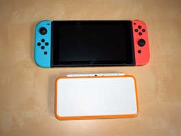 Switch vs. New 2DS XL