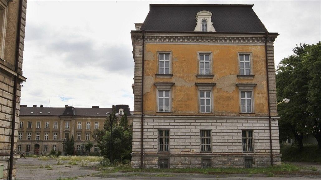 Opava opět řeší odprodej Dukelských kasáren, cenu město nestanovilo