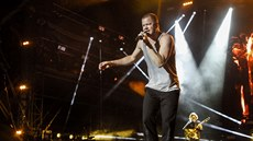 Imagine Dragons na festivalu Colours of Ostrava 2017