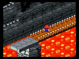 Mario RPG: Legend of the Seven Stars (SNES)