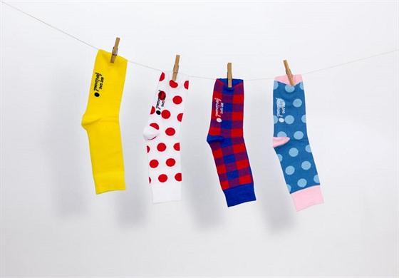 Fenomén barevných ponožek. Potrpí si na ně více muži 4c3bf5a5b2