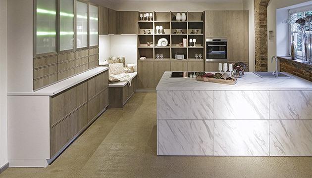 Fotogalerie Carrara Westray Kuchyňská Linka Carrara 10
