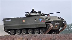 ACAVP (Advanced Composite Armoured Vehicle Platform)