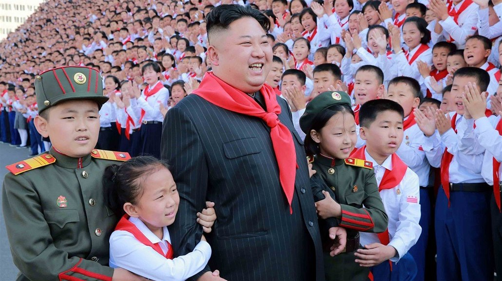 Vůdce KLDR Kim Čong-un se stal potřetí otcem fa815aee67