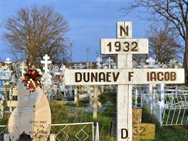 Na hřbitově vSulině