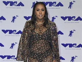 Rapperka Remy Ma na MTV Video Music Awards (Inglewood, 27. srpna 2017)