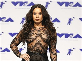 Demi Lovato na MTV Video Music Awards (Inglewood, 27. srpna 2017)