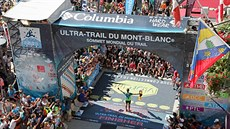 Columbia Ultra Trail du Mont Blanc