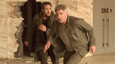 Ryan Gosling a Harrison Ford ve filmu Blade Runner 2049