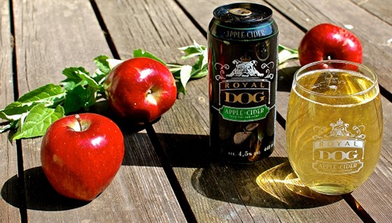 Royal Dog Cider