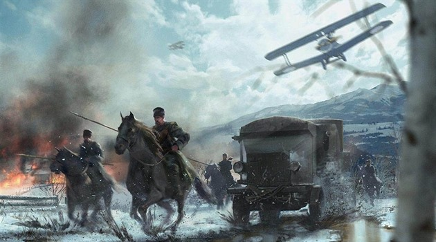 Battlefield 1 – In the Name of the Tsar