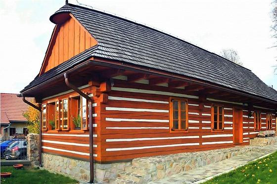 Mošovce - replika rodného domu Jána Kollára