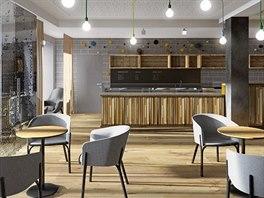 Součástí 8smičky bude také kavárna, knihkupectví i herní modul pro rodiny s...