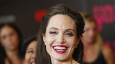 Angelina Jolie na premiéře filmu First They Killed My Father v New Yorku (14....