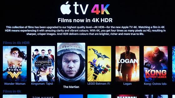 Nová Apple TV 4K má zásadní chybu a v Česku ošizený obsah  Vadit to
