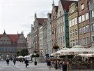 Gdaňsk patřil k nejhezčím městům, která jsme během naší cesty navštívili.