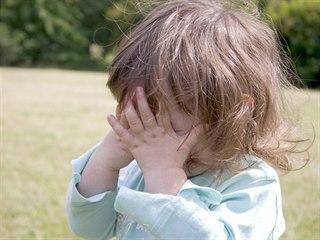 Nedomazlené děti mohou mít psychické potíže celý život