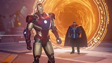 Marvel vs. Capcom: Infinite - trailer