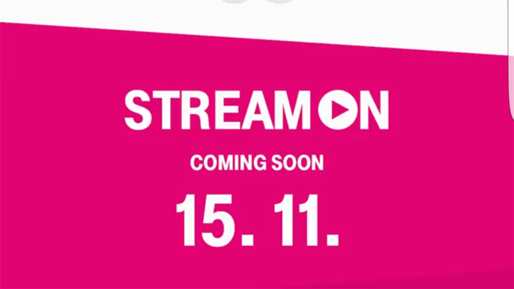 T-Mobile Streamon služba