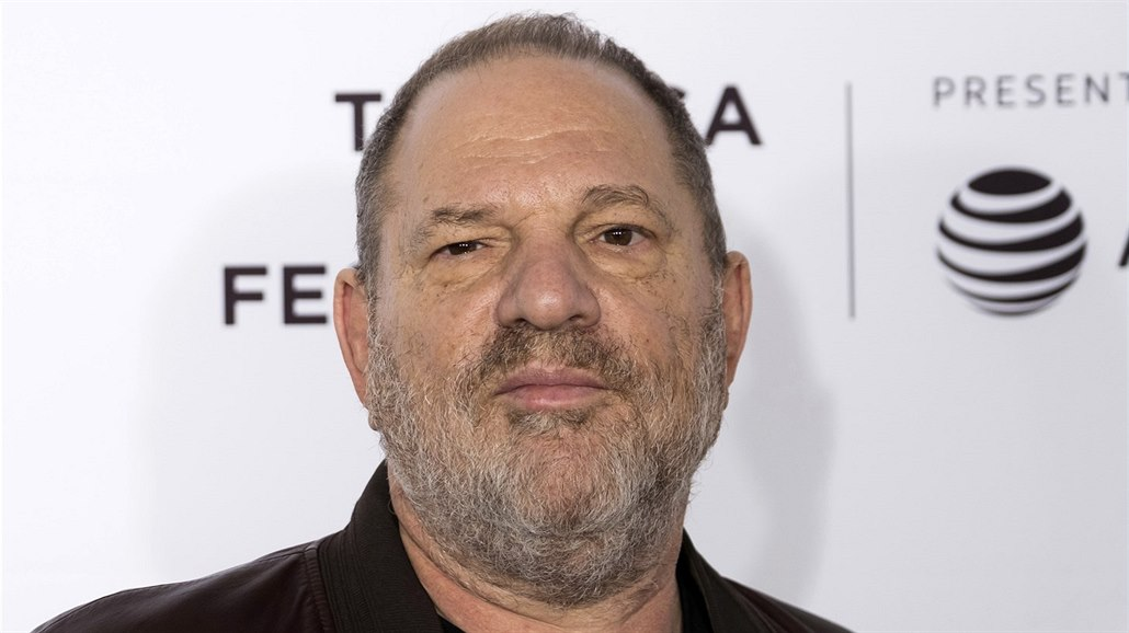 Harvey Weinstein (New York, 28. dubna 2017)