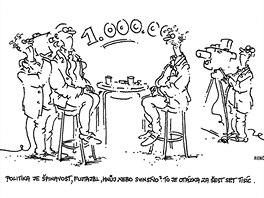 Obrazem 50 Vtipu Vladimira Rencina Zavzpominejte Na Karikaturistu