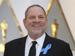 Harvey Weinstein na Oscarech (Los Angeles, 26. února 2017)