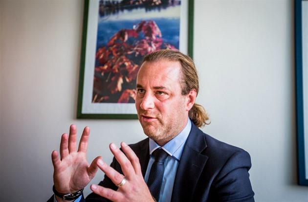 Ondřej Veselý je místopředsedou ČSSD a místostarostou Písku.