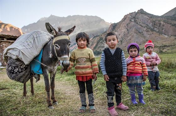 Tádžikistán je stále nejchudší zemí bývalého Sovětského svazu. Občanská válka v...