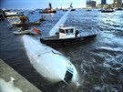 Přistání na řece Hudson