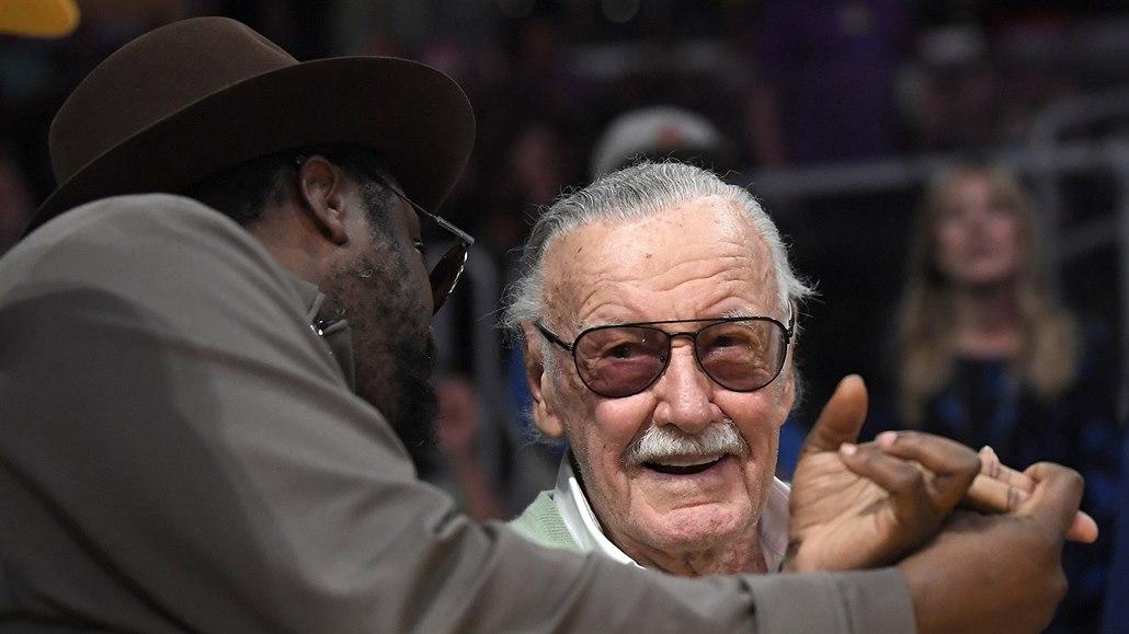 Zemřel Stan Lee, stvořitel komiksového světa značky Marvel