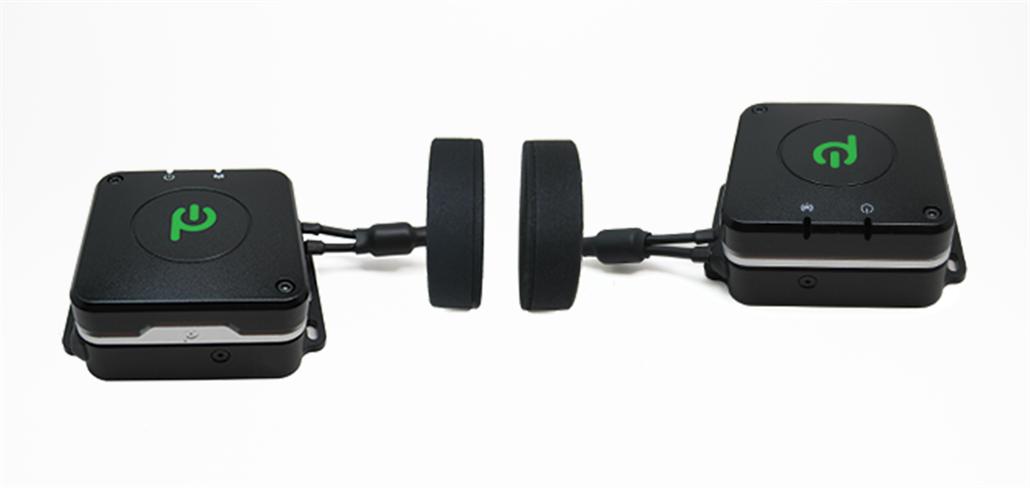 Modulární systém pro bezdrátové nabíjení od společnosti PowerbyProxi