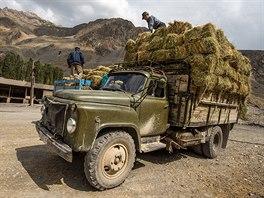 Mají tvrdý život, přesto se s vámi lidé v Tádžikistánu podělí o každé sousto.