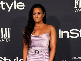 Demi Lovato na InStyle Awards (Los Angeles, 23. října 2017)