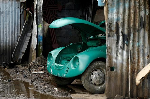 Afrika je odkladištěm starých nebezpečných aut, varuje OSN