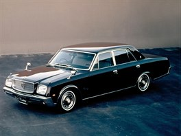 Toyota Crown Century z let 1967-1978