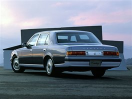 Toyota Crown Century z let 1997-2017